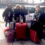Les maletes per al MWC 2015