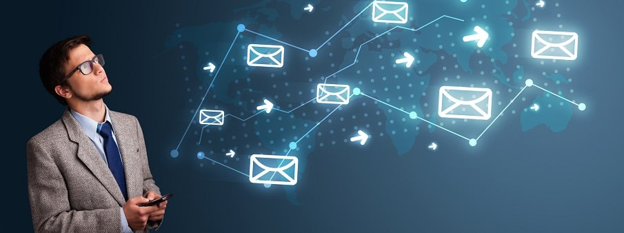 Uses of Registered email in resident's association